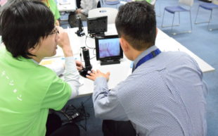 NTTコミュニケーションズ株式会社にて健康測定会を実施しました。