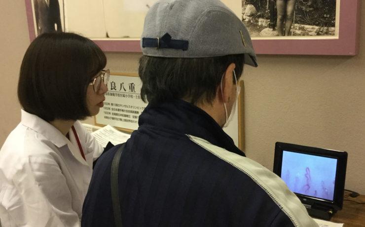 高知競輪場にて健康測定会を実施しました