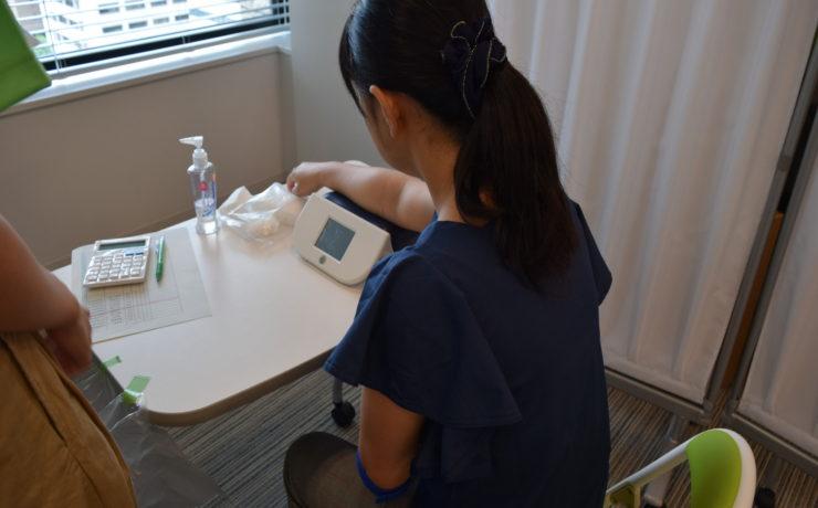 株式会社日本トリムの電解水素水ご愛飲者様向け計測会を実施しました