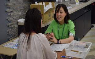 住友化学株式会社にて、社員様向け健康測定会を実施しました