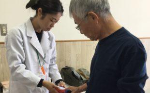 奈良競輪場にて、健康測定会を開催しました