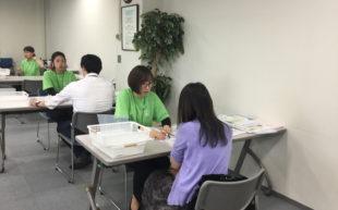 住友商事株式会社にてグループ健康測定会を実施しました