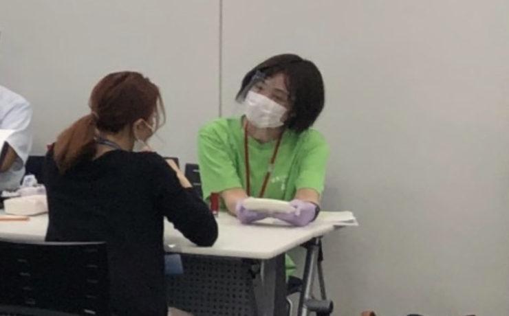 株式会社カネカ北海道オフィス計測会に参加しました